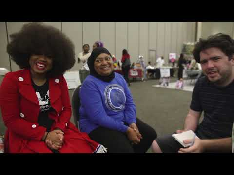 Vlog #3 I Natural Woolly I Killeen Daily Herald's Interview With AFNHHE & Zemira Israel I 2018