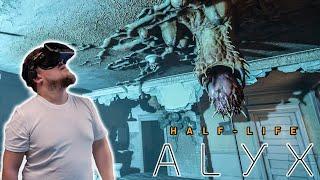UGYE MOST SZÓRAKOZOL VELEM?! | Half-Life: Alyx #7
