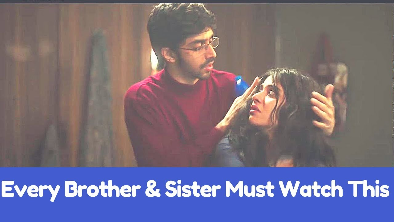 Most Emotional And Loving Brother  Sister Indian -5132