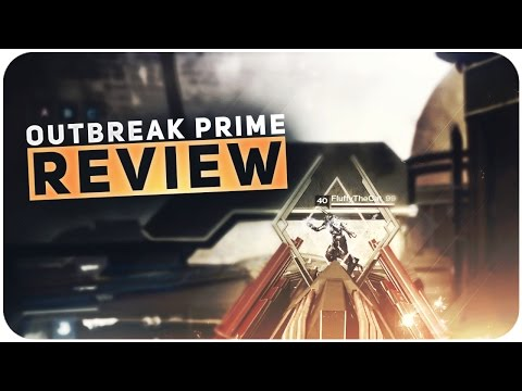 Destiny Outbreak Prime Siva Pulse Rifle  PVP Review // Rise of Iron Exotic Pulse Rifle