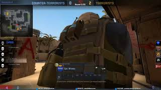 CSGO - 2 Competitive Games - Usually just playing CSGO and streaming so I can review it later