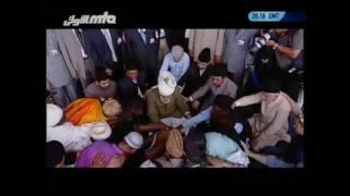 Khilafat Noor-e-Raabul Alameen Hae -Nazam ahmadiyya (MTA)