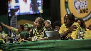 جنوب أفريقيا: المؤتمر الوطني الحاكم يعزل الرئيس جاكوب زوما