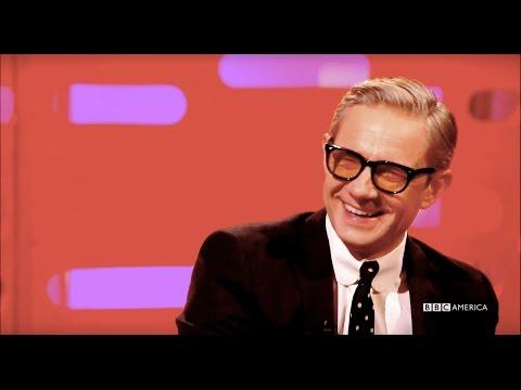Martin Freeman Didn't Mean To Turn You On - The Graham Norton Show