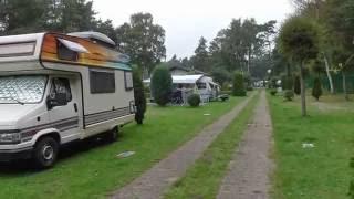 Camping nr 21 Morski w Łebie