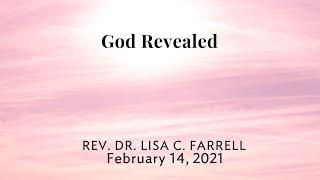 God Revealed   Feb 14