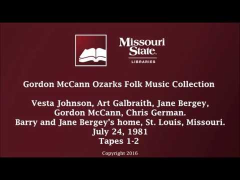 McCann: Johnson, Galbraith, Bergey, McCann, & German, July 24, 1981
