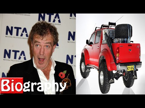 Biography English Broadcaster Jeremy Charles | Writer Best Know  In BBC TV Show Top Gear