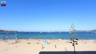 a vendre port grimaud appartement 4p sur la plage superbe vue mer panoramique ref a311 801