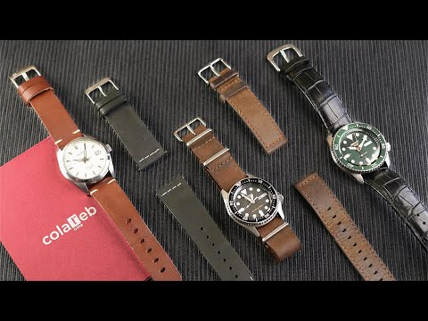 Are Colareb's SHORT Leather Straps Better Than These 3 Cheap Options?