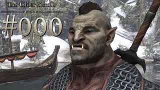 THE ELDER SCROLLS ONLINE #000 Charaktererstellung ★ Let