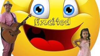 Learn all about Emotions | Emotions Song For Kids| BlackBerry Jam Kids Music