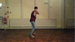 "Steven Thompson | Brian Puspos ""Poppin"" Choreography Cover"