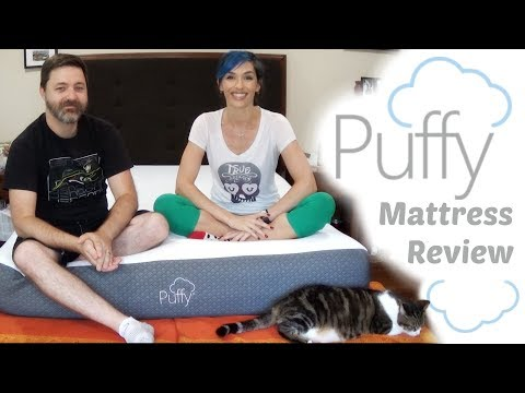 Puffy Mattress Review | Best Mattress for Back Pain???