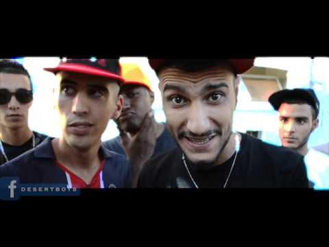 Desert Boys X C4rys X 7Flow X Didin Clash X Ismail Nrg Freestyle RapDZ (Flashback 2013)