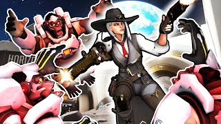 this new overwatch gamemode shocked us...