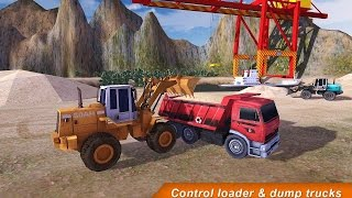 Loader & Dump Truck Hill Sim 2 Android Gameplay HD