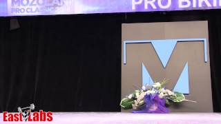 Mozolani Pro Bikini Classic 2014. Bikini Part 1.