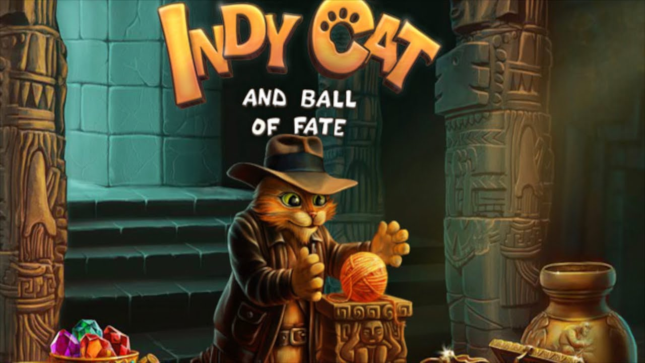 Indy Cat Match 3