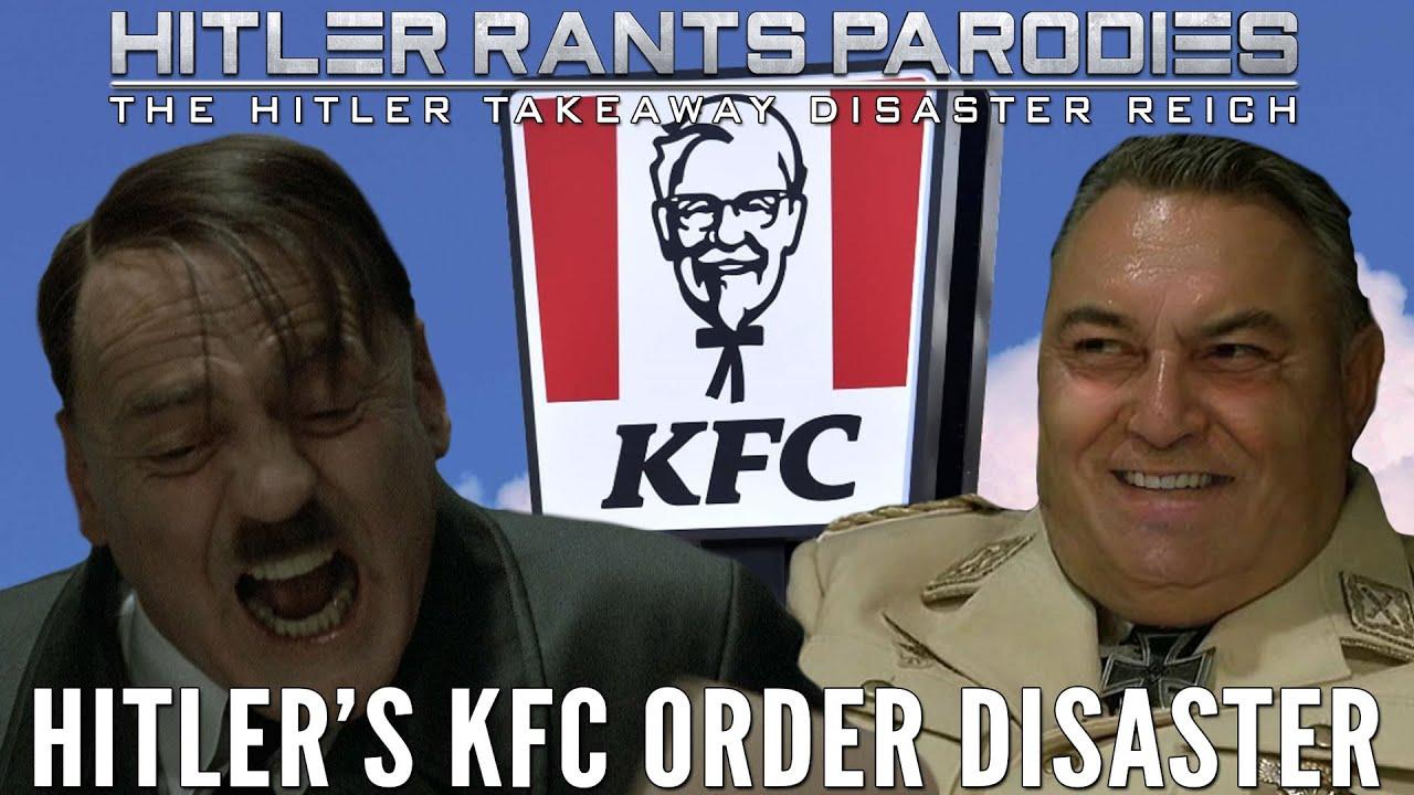 Hitler's KFC order disaster