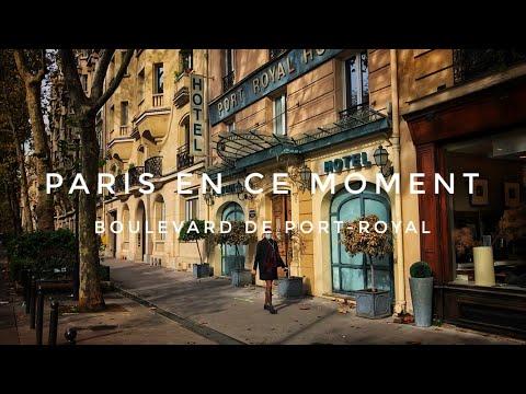 🇫🇷 WALK IN PARIS ( BOULEVARD DE PORT-ROYAL ) 14/10/2020 PARIS 4K