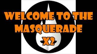 Welcome to the Masquerade - TFk (Lyrics)