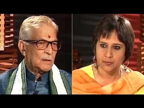 It's BJP's manifesto, not a Modi-festo: MM Joshi to NDTV