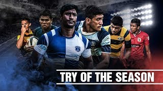 Try of the Season – Schools Rugby League 2018