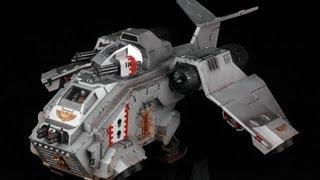 Grey Knights Stormraven - Part 1   Warhammer 40k   Wh40k   Buypainted