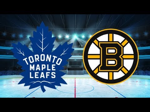 Toronto Maple Leafs vs Boston Bruins (3-7) – Apr. 14, 2018 | Game Highlights | NHL 2018
