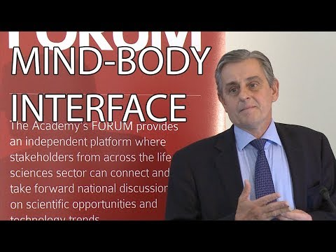 The mind-body interface - molecular mechanisms in bioelectronic medicine | Professor Kevin Tracey