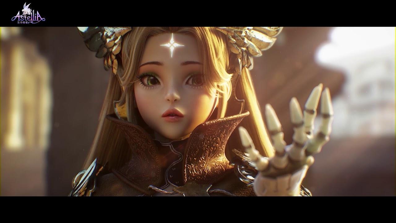 《星空精靈 online》星靈-艾伊達動畫影片 - YouTube