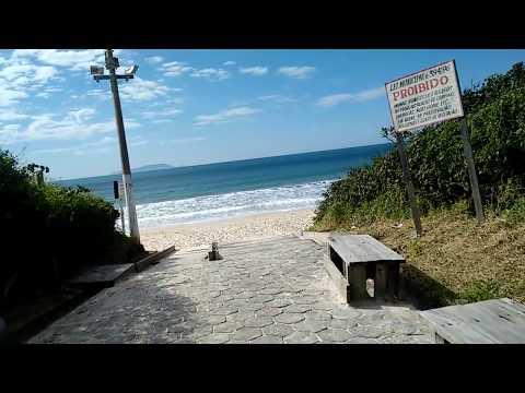 Governador Celso Ramos SC / Praia de Caravelas