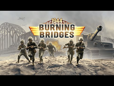 1944 Burning Bridges - Official Gameplay Trailer // Android