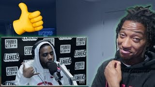 """Reason """"LA LEAKER FREESTYLE"""" (Reaction) 