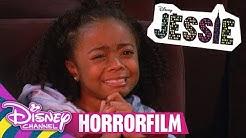 JESSIE - Clip: Horrorfilm | Disney Channel App 📱
