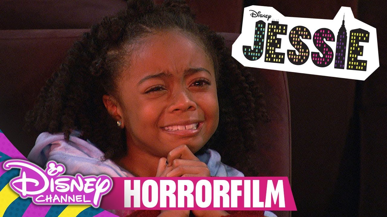JESSIE - Clip: Horrorfilm | Disney Channel App ?