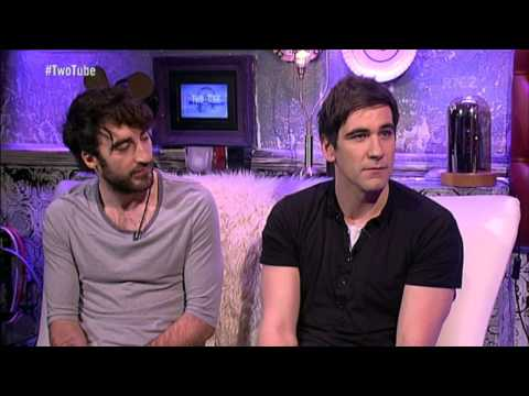 The Coronas Chat Success & Getting Signed Island Records