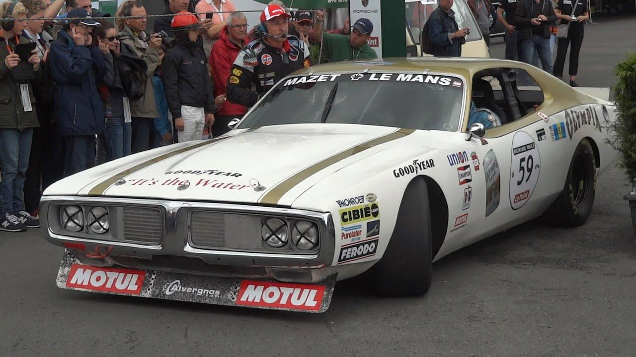 1974 Nascar Dodge Charger Youtube