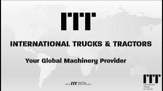 ITT International 2020