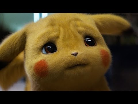 Brodee - Detective Pikachu's New Trailer Has Us A Little Teary Eye'd