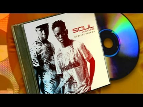 Soul Kulture on their musical journey, album