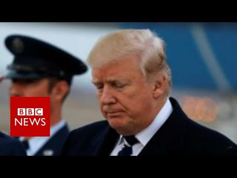 Russia-Trump: President hits out at FBI over Russia inquiry – BBC News