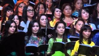 HÃY CA NGỢI CHÚA - Sáng tác và Chỉ huy: Nhạc Sĩ Văn Duy Tùng