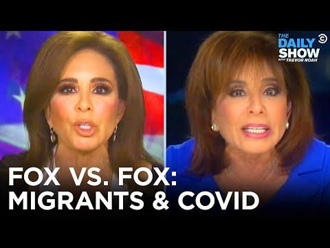 Fox vs. Fox: