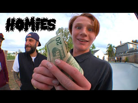 HOMIES Ep.7 Backyard Blowout