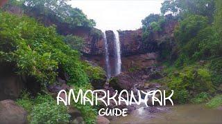 अमरकंटक | Amarkantak yatra | Chhattisgarh | Madhya pradesh