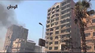 تسجيلات  اللاسلكي  بين ضباط القوات الخاصة أثناء فض اعتصام  رابعة