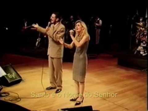 Marcio Pereira e Ludmila Ferber - Nome Santo Koinonya - Adoração 11