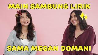 Ngerjain Megan Domani Sampe Mau Kabur!!  - Sambung Lirik   Challenge Accepted - Mawar de Jongh